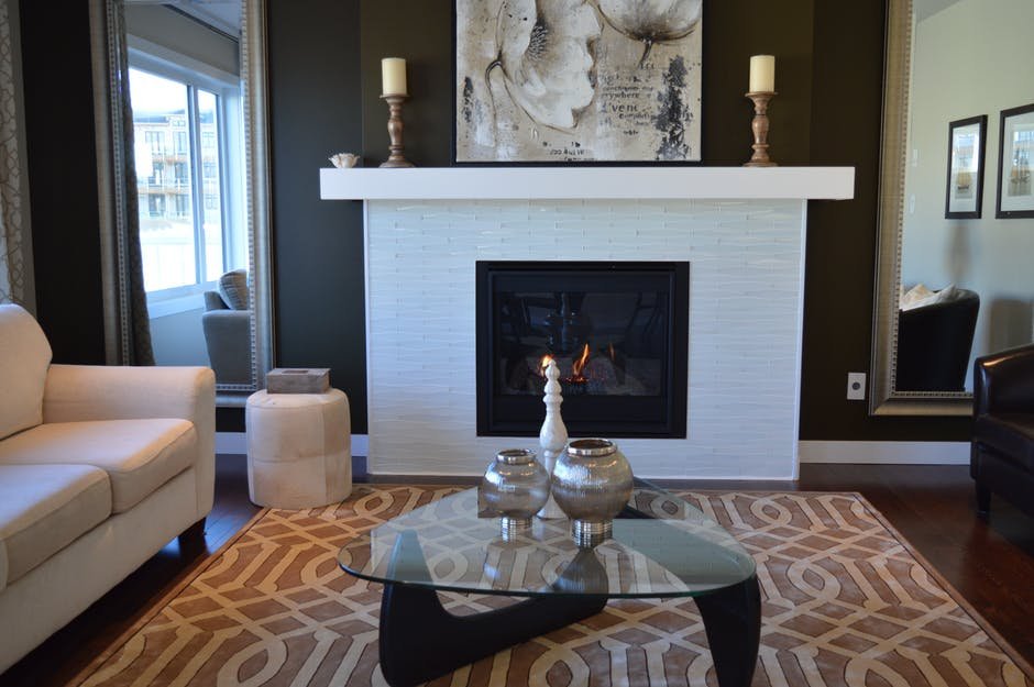 Clean up your fire space