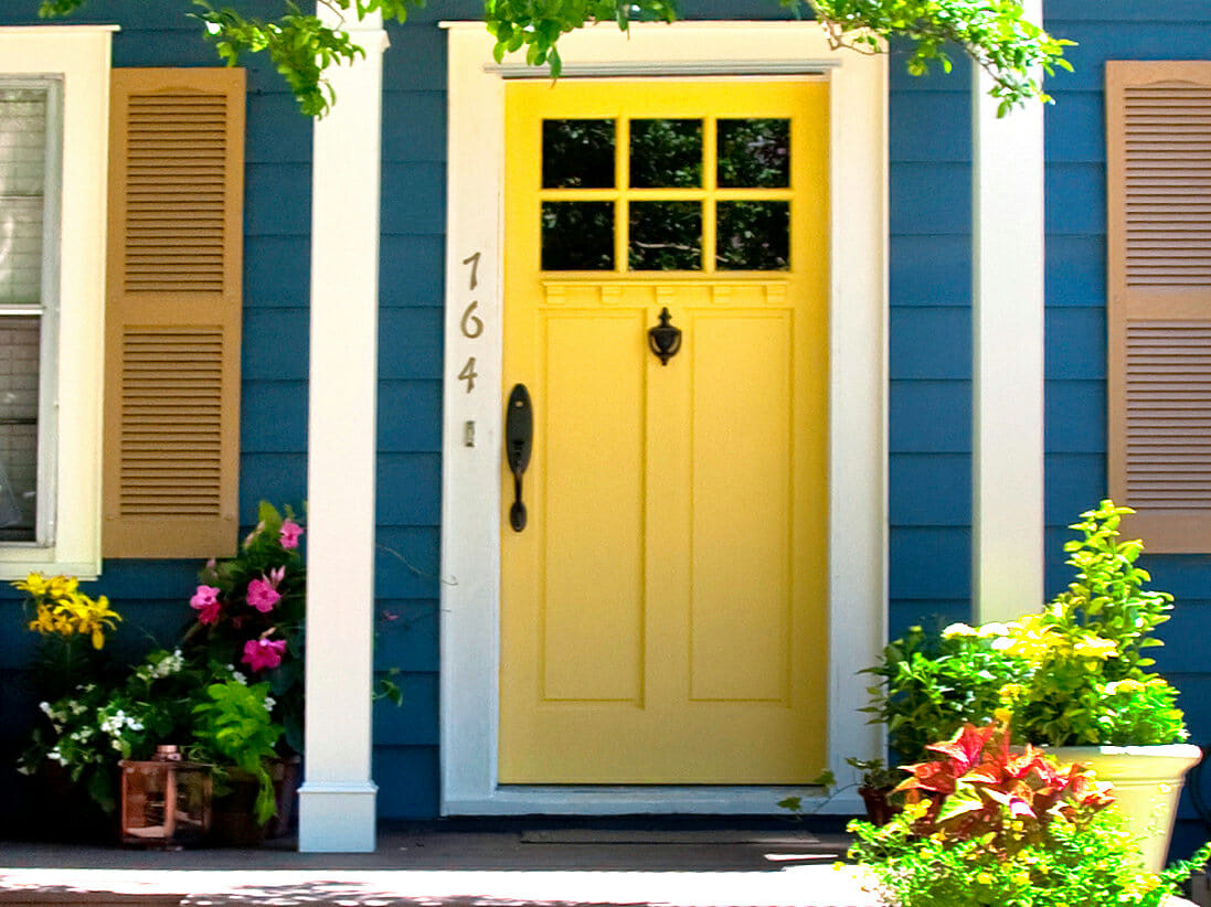 Front Door by Home Decor Online Tips