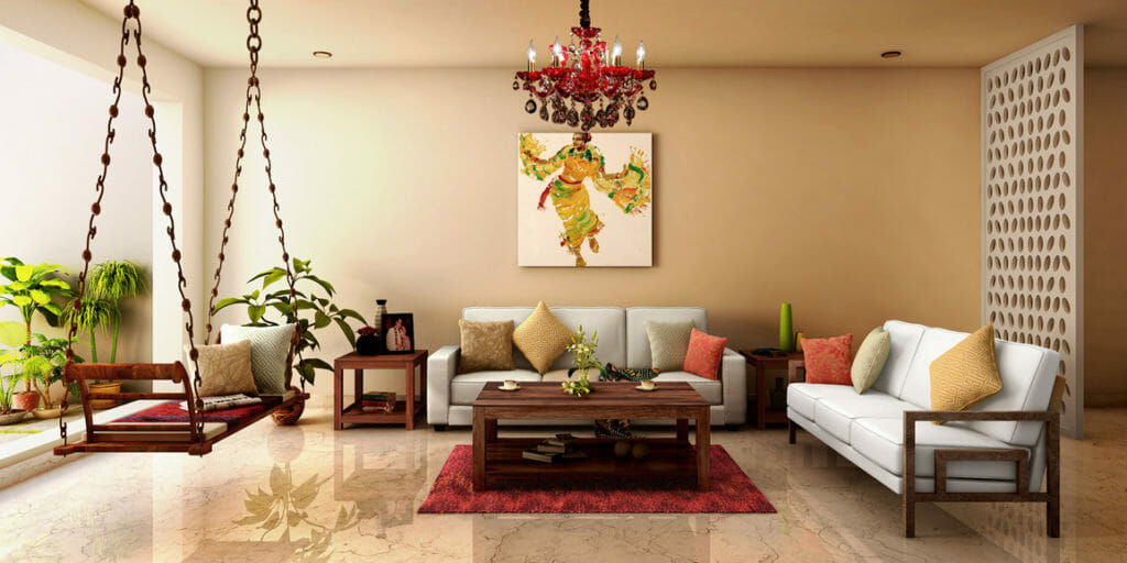 Indian Interiors for Urban People