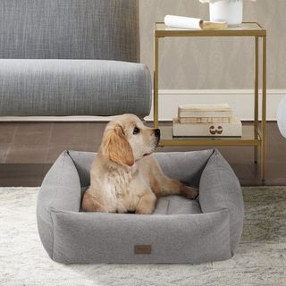 Charlie 4-sided bolster with removable cover