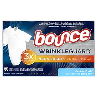 WrinkleGuard Mega dryer sheets