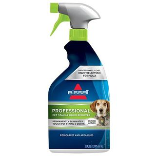 Professional stain remover for animal stains and odors