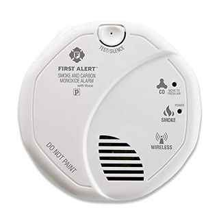 First alert combination alarm