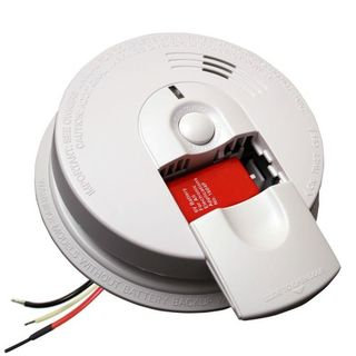 Kidde wired smoke detector