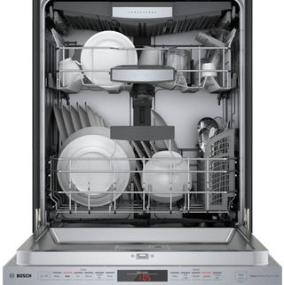 800 series dishwasher with CrystalDry