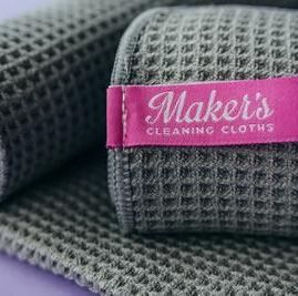 Embossed woven fabric