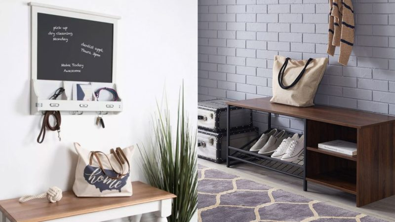 10 Best Entryway Organizers – How to Organize Entryways