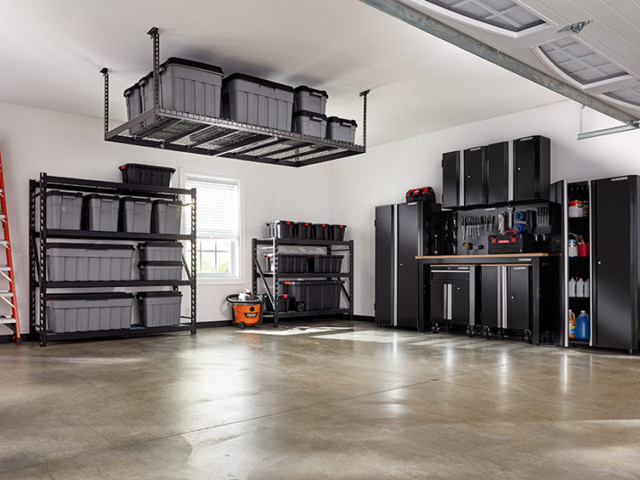 Things To Consider Before Buying Storage Solutions For Garages