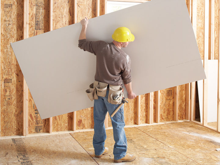 All about Drywall: Drywall Alternatives, Tools, Repair & Maintenance