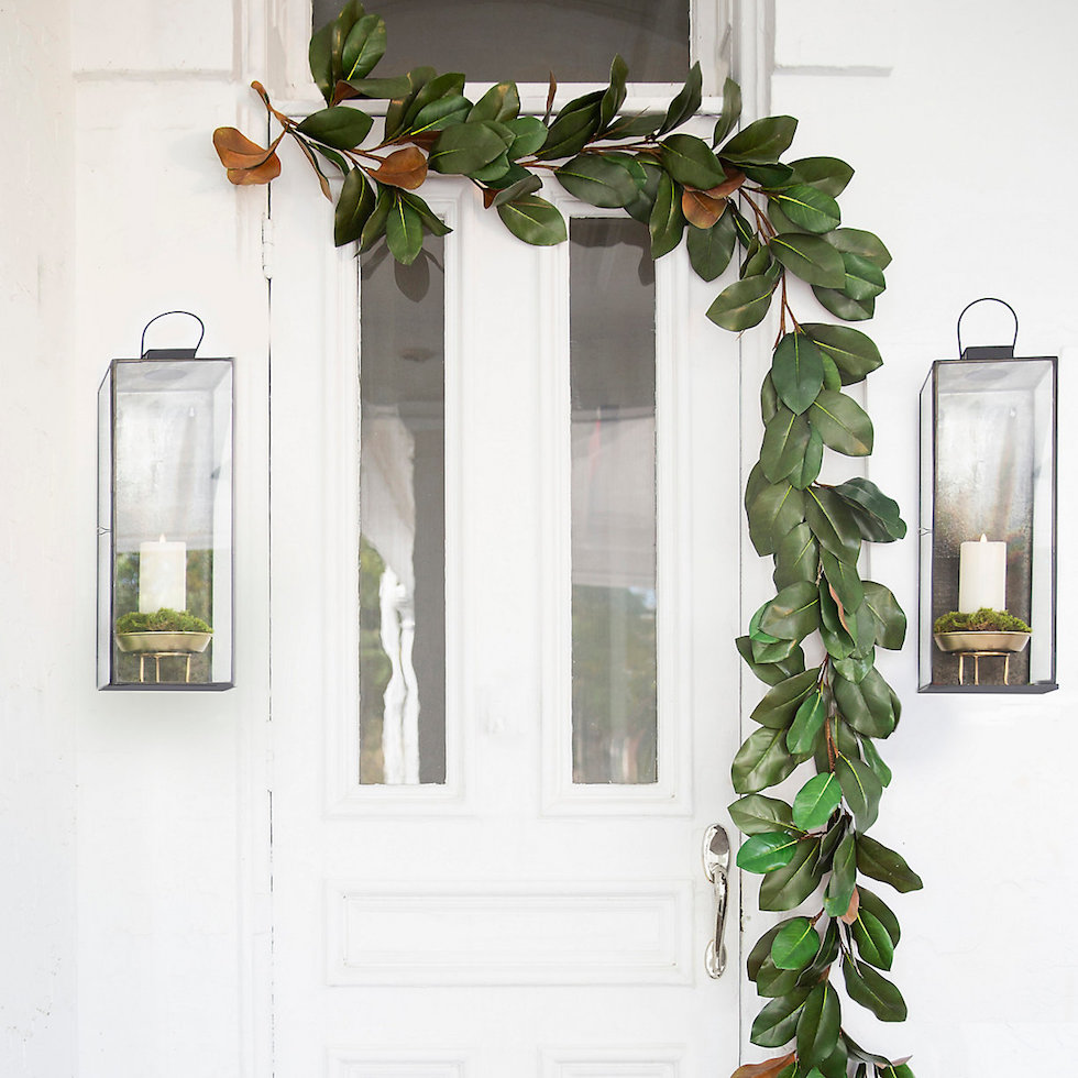 New Outdoor Wall Lantern + Styling Ideas