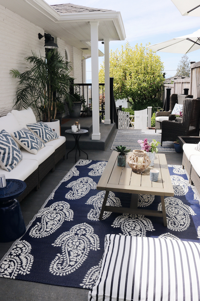 Outdoor Rug Roundup – The Inspired Room