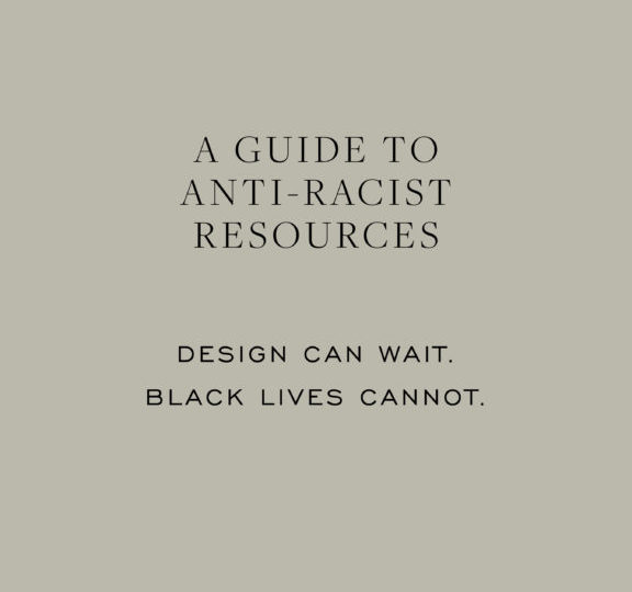 Anti-Racist Resources | All Sorts Of