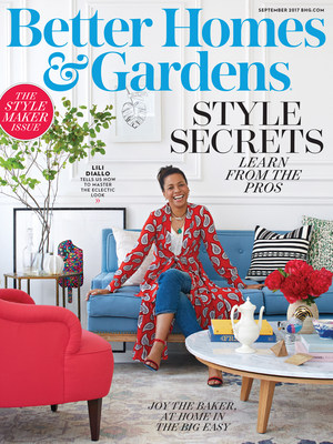 Seventh Annual September Stylemaker Issue of Better Homes and Gardens
