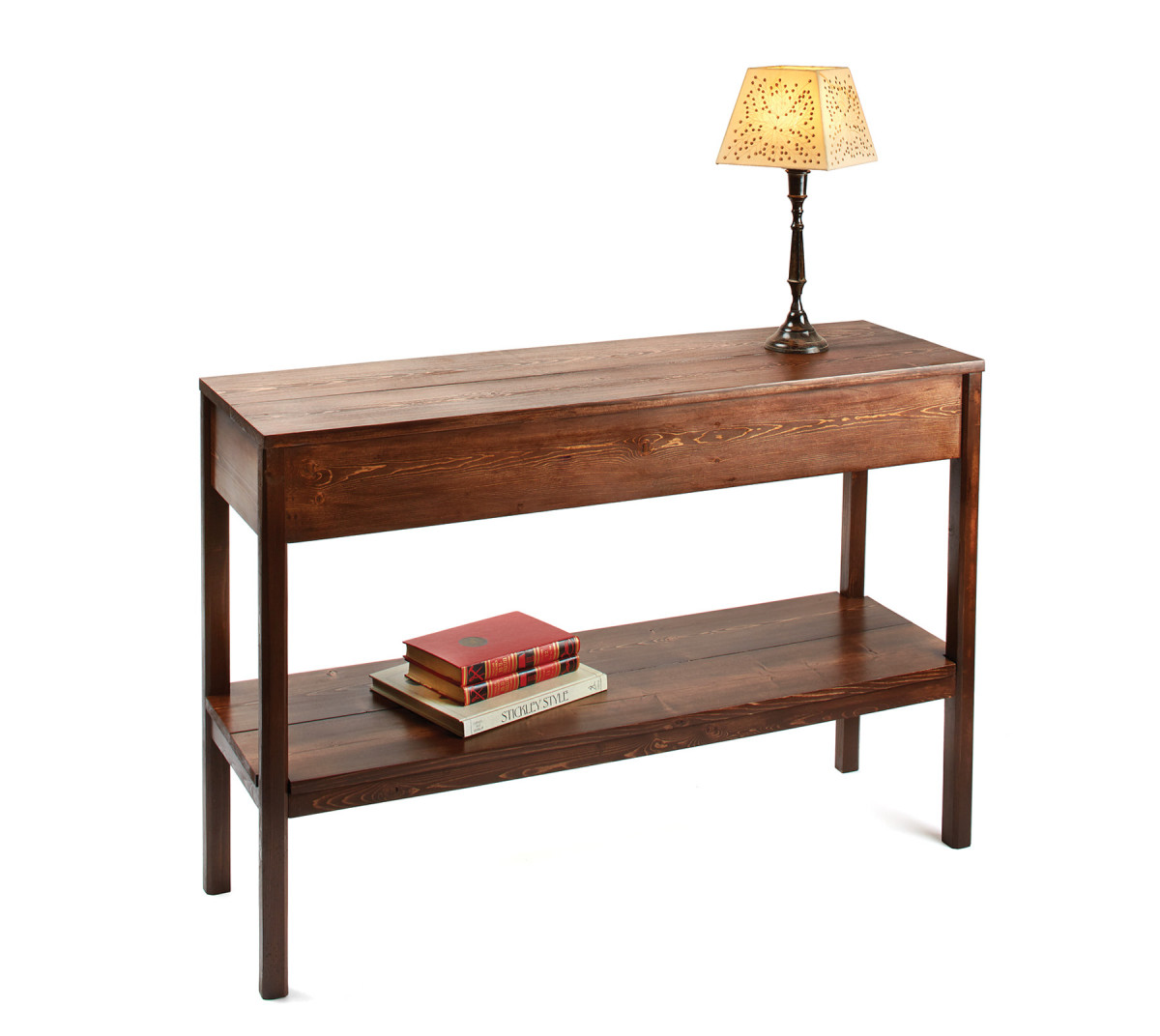 Contemporary Console Table   Popular Woodworking Magazine