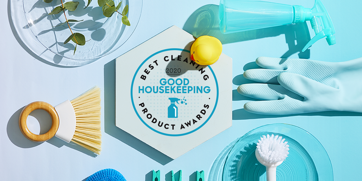 Top Awards for Cleaning Products