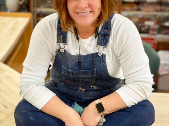 Woodworking in America: Angela Hollis