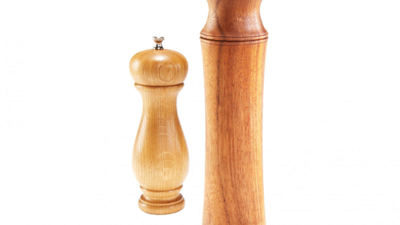 Pepper Mills | Popular Woodworking Magazine