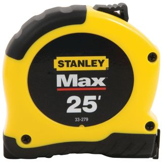 Measuring tape max. 25 ft x 1-1 / 8 in