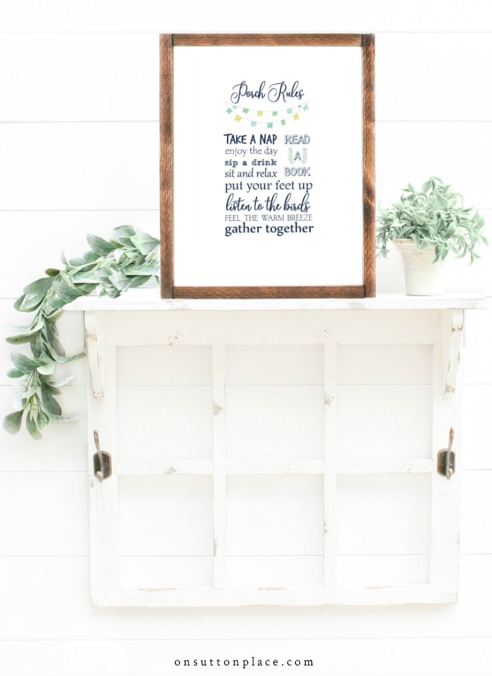 Home Style Saturday + Giveaway