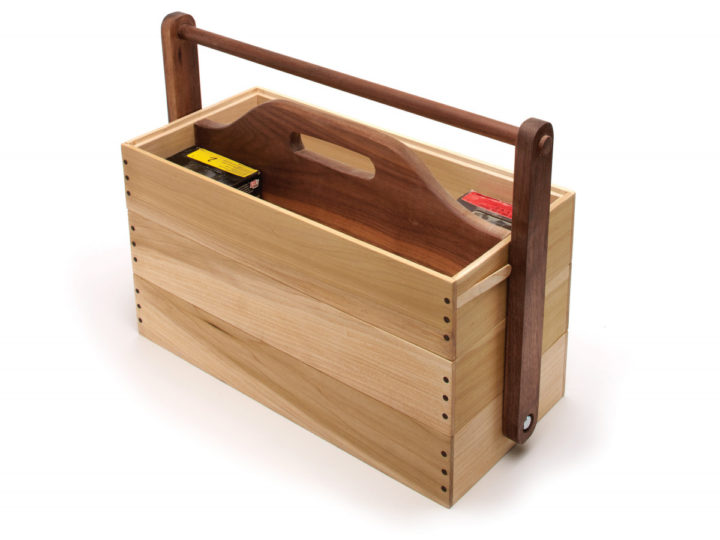 Stacking Tool Caddy | Popular Woodworking Magazine