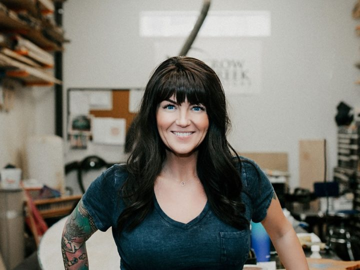 Woodworking in America: Jess Crow