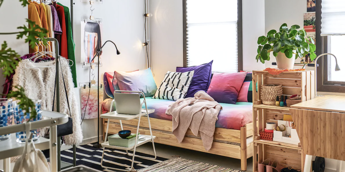 5 Soothing Design Details That'll Keep Your College Student Calm