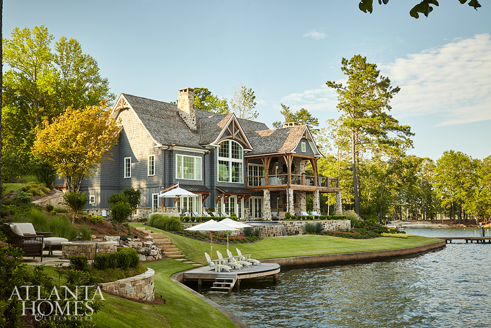 By Lake or by Sea: Your Dream House