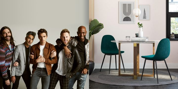 Shop Queer Eye's New Walmart Furniture Collection
