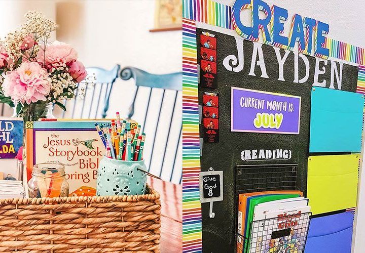 10 Homeschool Organization Ideas – Best Homeschool Organization for Small Spaces