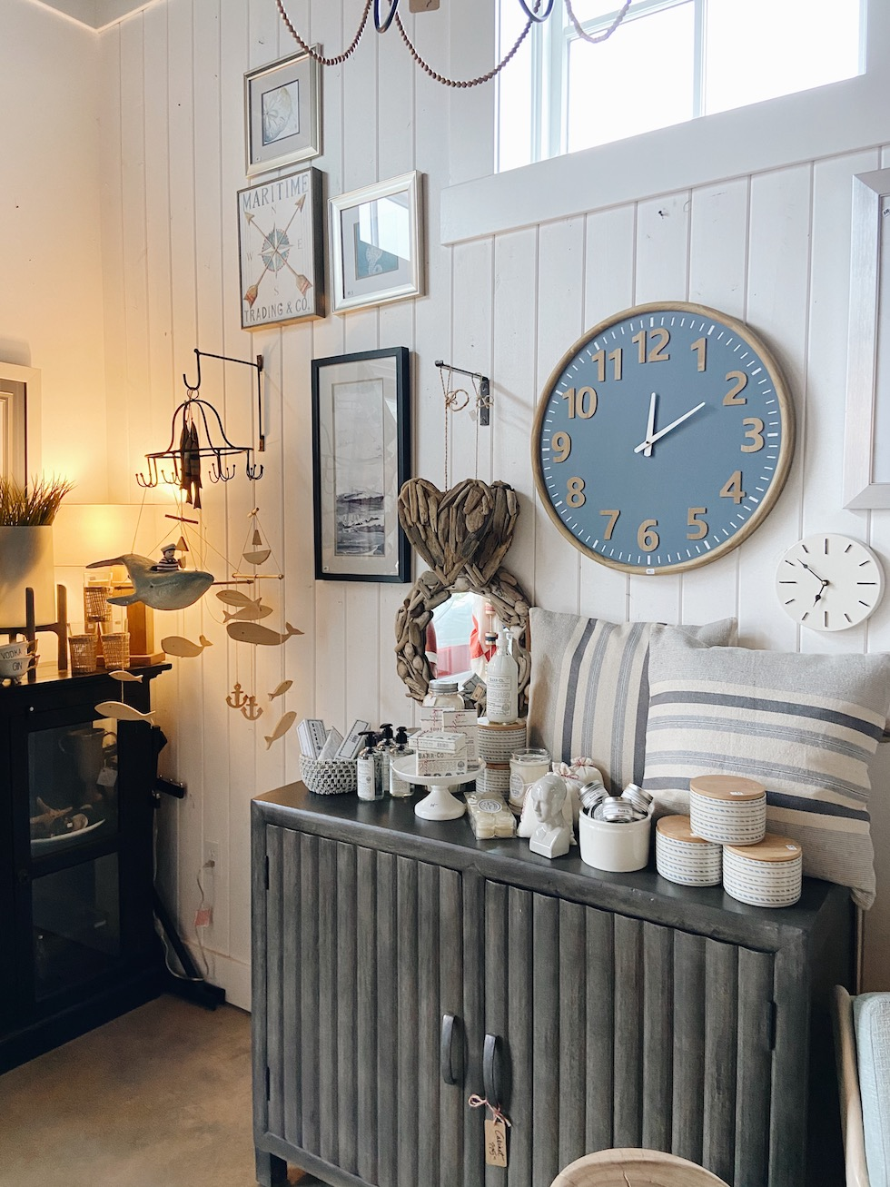 To see: Seaworthy Home Shop at Seabrook