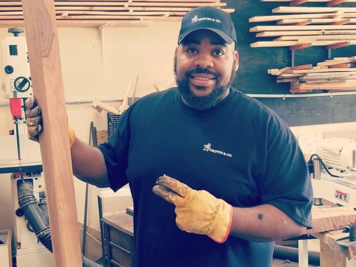Woodworking in America: Peter Griffin