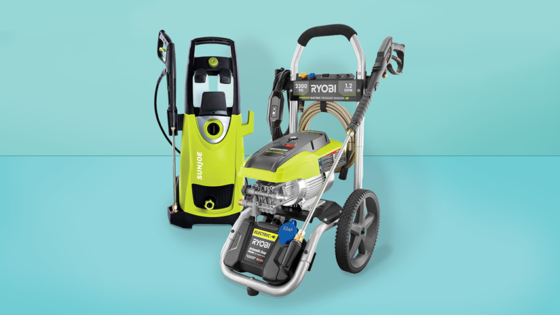 7 Best Pressure Washers of 2020