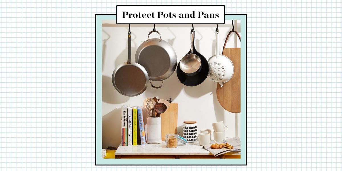 Wash the Right Way to Keep Pots and Pans Looking Brand-New
