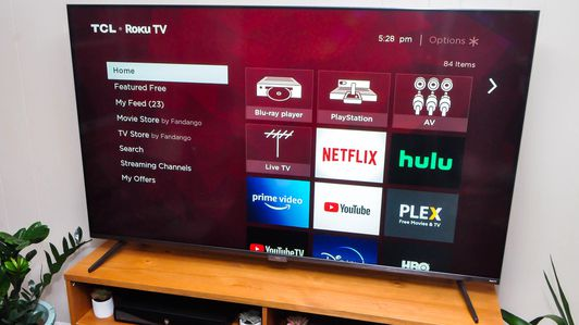 TCL 6-Series 2020 Roku TV 65R635