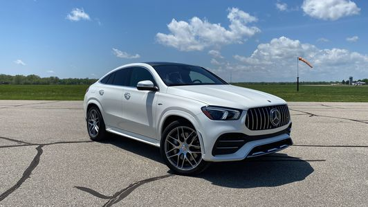 Mercedes-AMG GLE53 Coupé from 2021