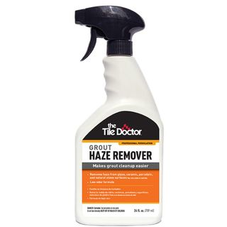 Grout Mist Remover