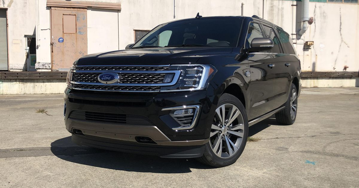 2020 Ford Expedition Max review: Big-time family hauler