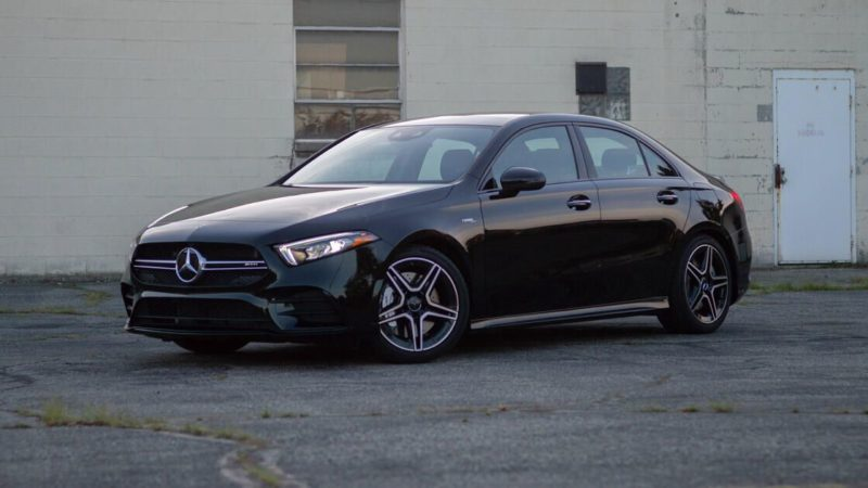 2020 Mercedes-AMG A35 review: No chill