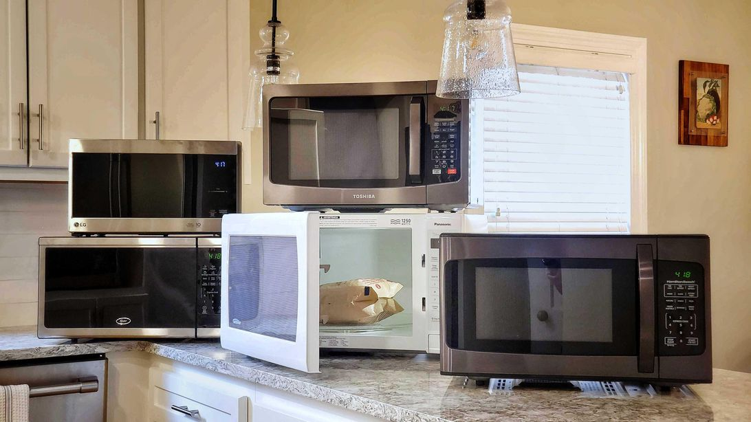 The best microwaves of 2020: LG, Panasonic, GE and more