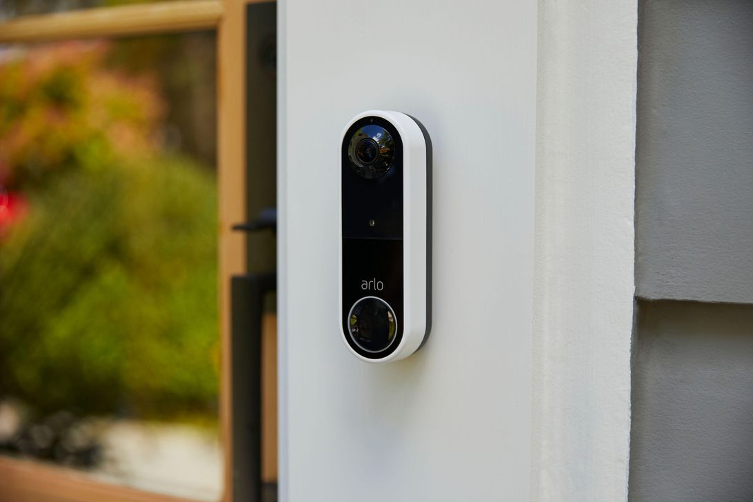 Arlo adds a battery to its new Essential Wire-Free Video Doorbell