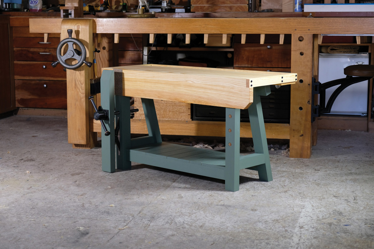 A Bench for Kids   Popular Woodworking Magazine