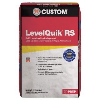 LevelQuik RS 50 lbs.  Self-leveling underlay