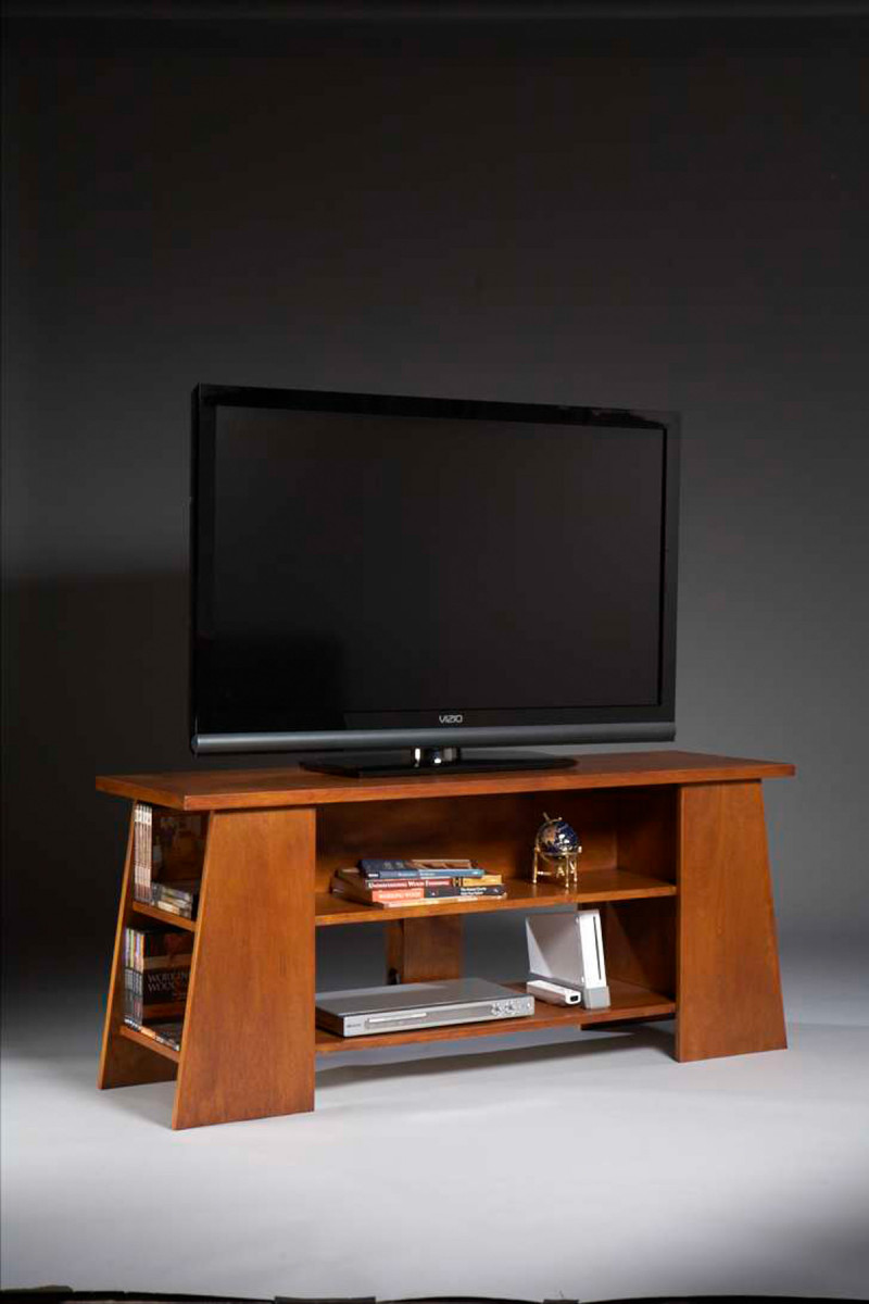 Contemporary TV Stand | Popular Woodworking Magazine