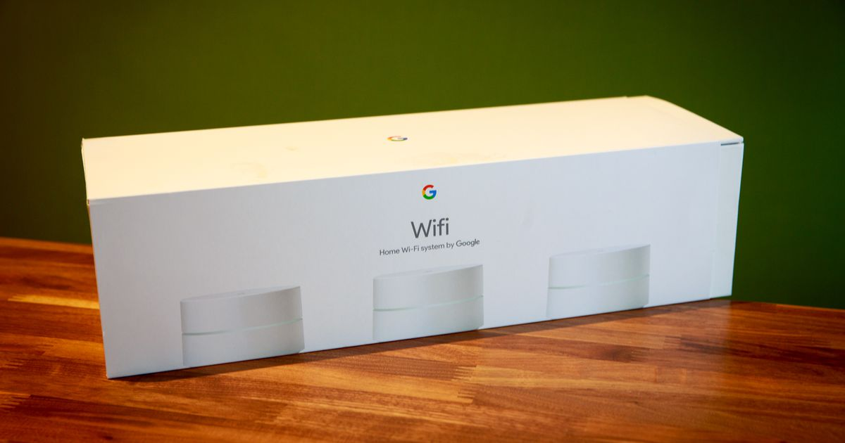 Google Wifi review: The best way to blanket your entire home with Wi-Fi