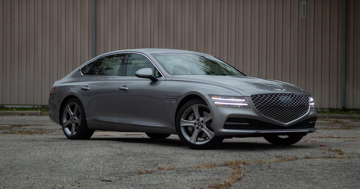 2021 Genesis G80 first drive review: Holy cow is this thing good