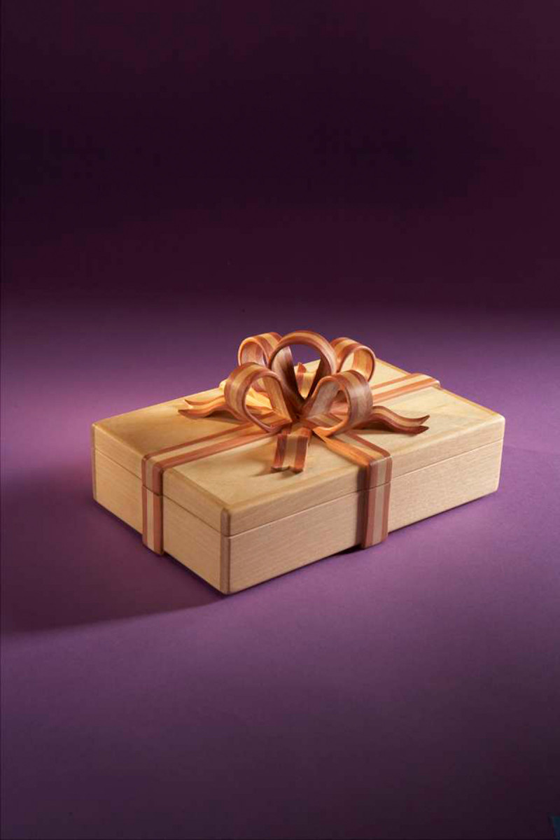 The Bow Box | Popular Woodworking Magazine