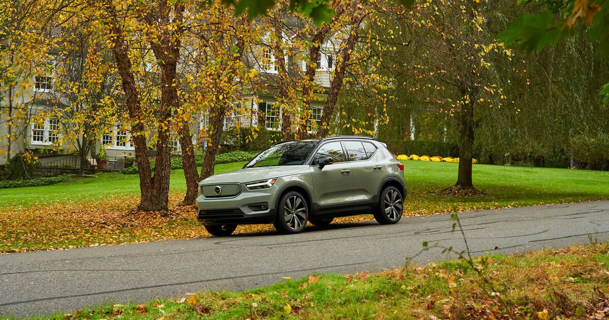 2021 Volvo XC40 Recharge first drive review: The great electric makeover