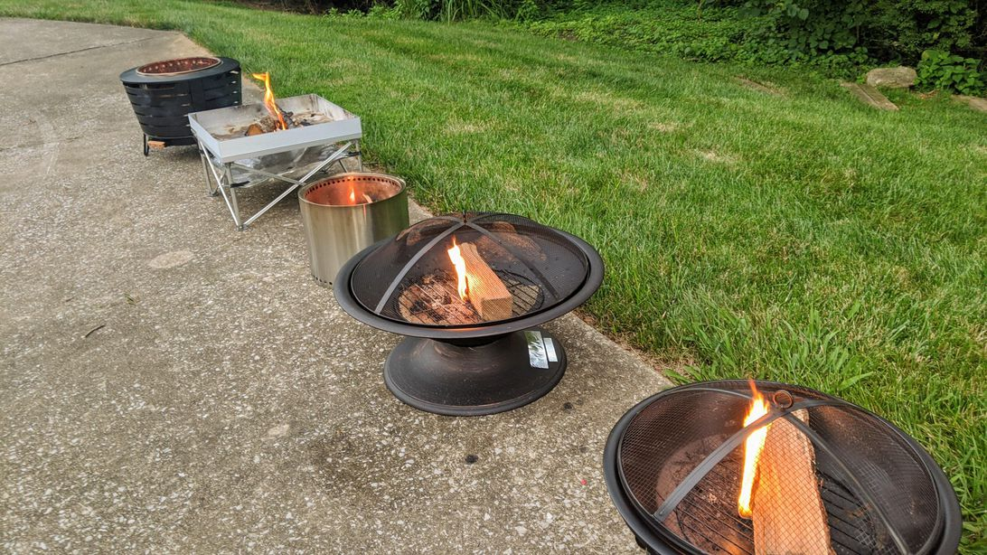 The best fire pits for 2020: Solo Stove, Tiki, BioLite and more