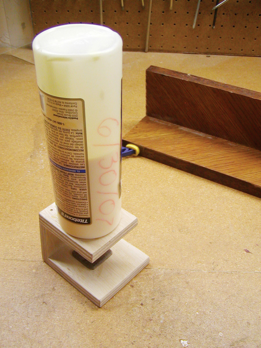 Glue Caddy | Popular Woodworking Magazine