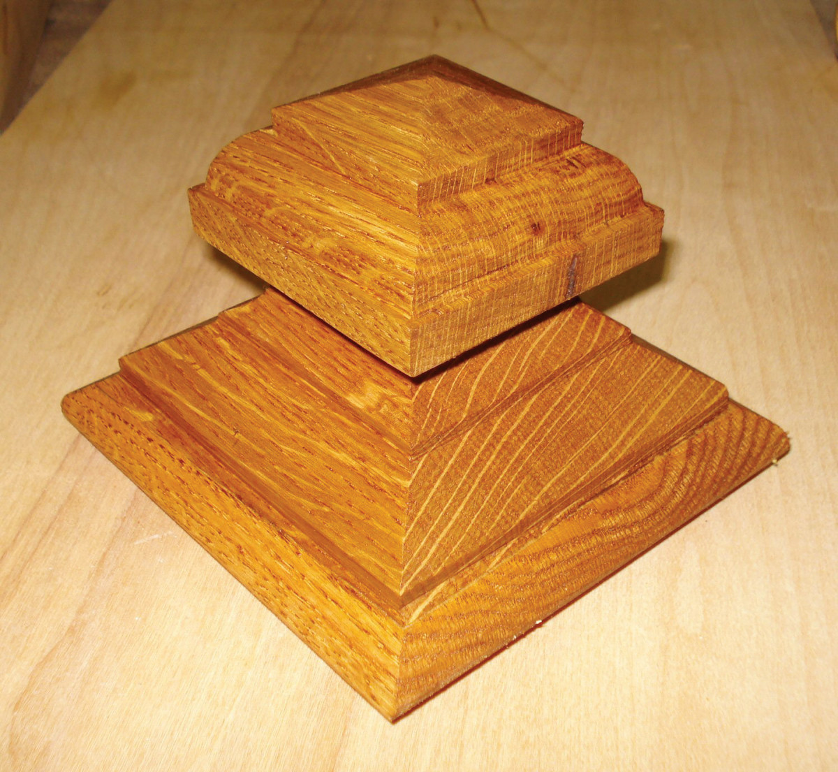 Pattern-Cut Finials | Popular Woodworking Magazine